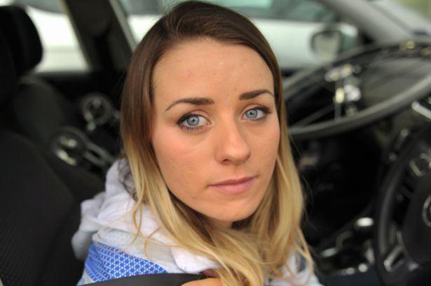 Josie Pearson Paralympic athlete Josie Pearson on the car crash which