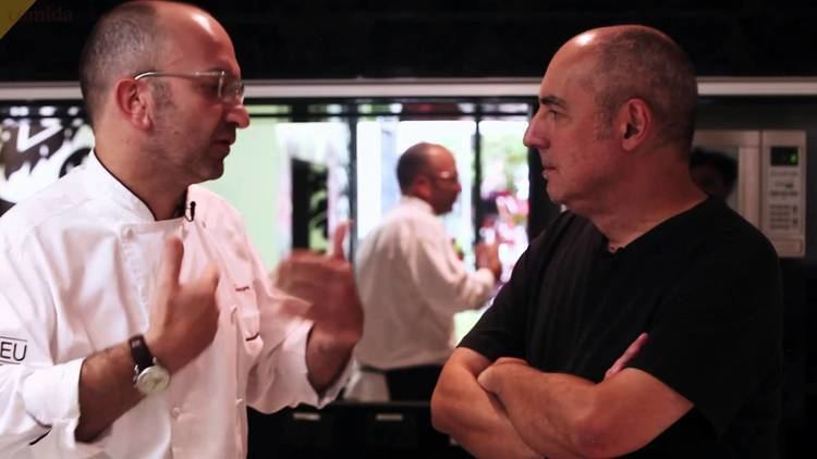 Josimar Melo Chef Salvatore Loi entrevistado pelo crtico Josimar