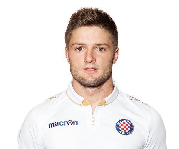 Josip Bašić Josip Bai HNK Hajduk Split