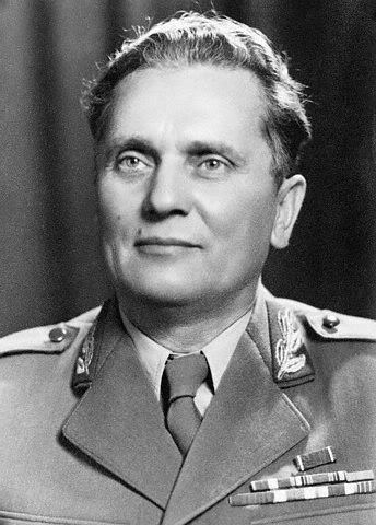Josip Broz Tito Josip Broz Tito and Yasser Arafat Yugoslavia Once Upon