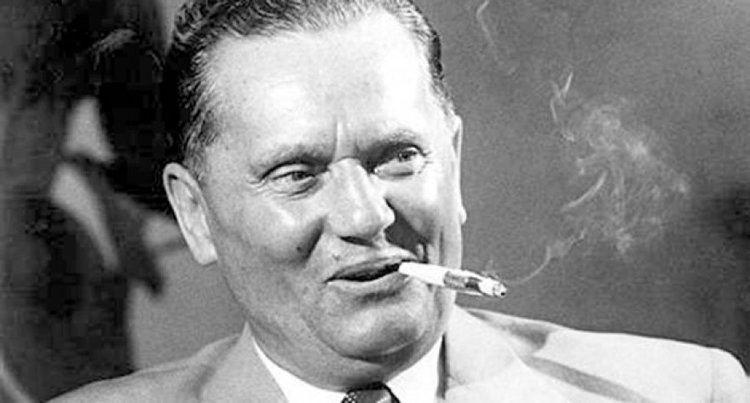 Josip Broz Tito ENTPGuy Josip Broz Tito