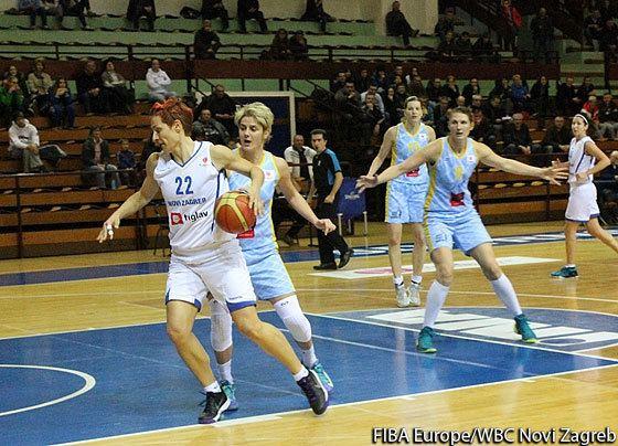 Josipa Bura Josipa Bura EuroLeague Women 2014 FIBA Europe