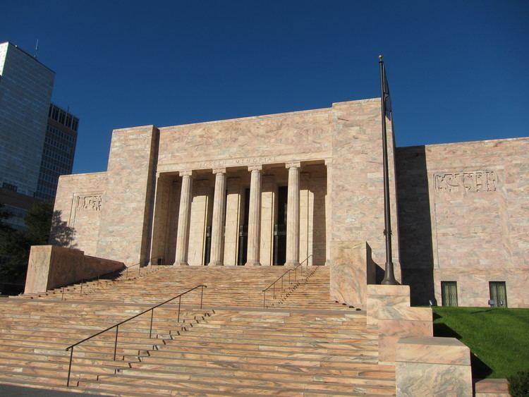 Joslyn Art Museum FileJoslyn Art Museum Omaha Nebraskajpg Wikimedia Commons