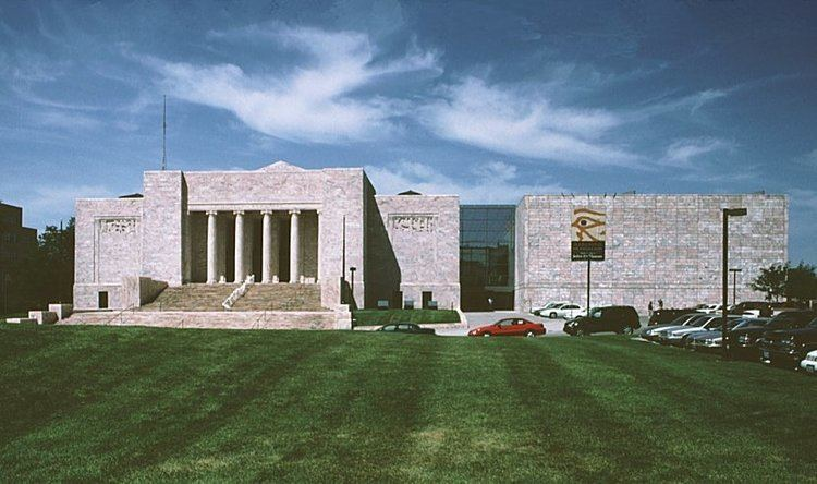 Joslyn Art Museum Joslyn Art Museum by John and Alan McDonald and Herschel Elarth