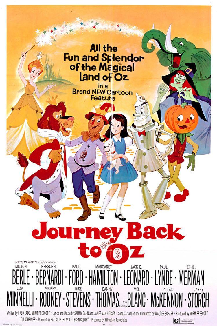 Journey Back to Oz wwwgstaticcomtvthumbmovieposters1145p1145p