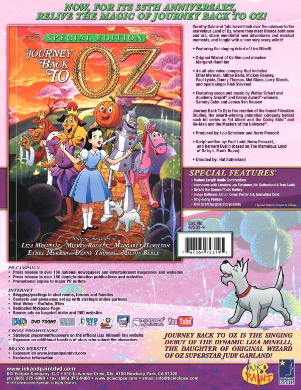 Journey Back to Oz OZSS2Ljpg