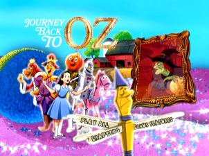 Journey Back to Oz Journey Back To Oz Special Edition Animated Views