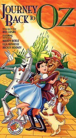 Journey Back to Oz Journey Back to Oz 1972