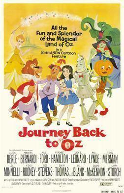 Journey Back to Oz Journey Back to Oz Wikipedia
