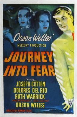 Journey into Fear (1943 film) Journey into Fear 1943 film Wikipedia