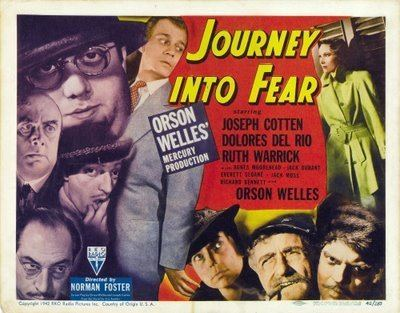 Journey into Fear (1943 film) Lauras Miscellaneous Musings Tonights Movie Journey Into Fear