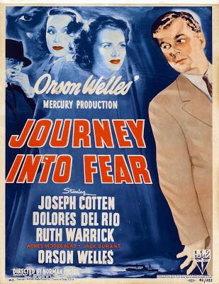 Journey into Fear (1943 film) Journey Into Fear 1943 Film Noir of the Week