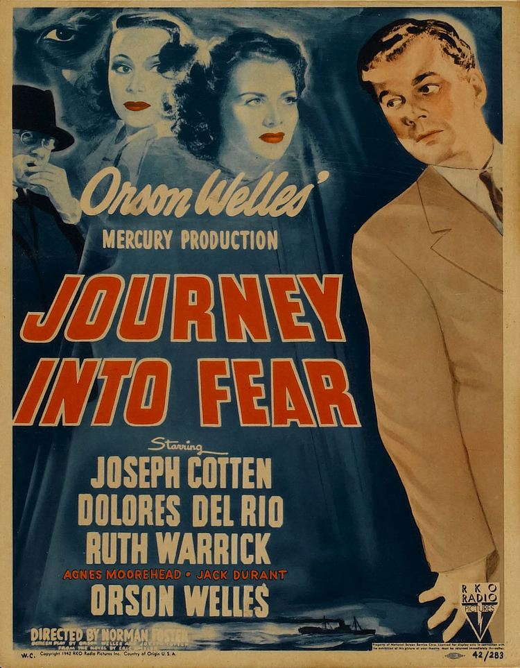 Journey into Fear (1943 film) Journey Into Fear