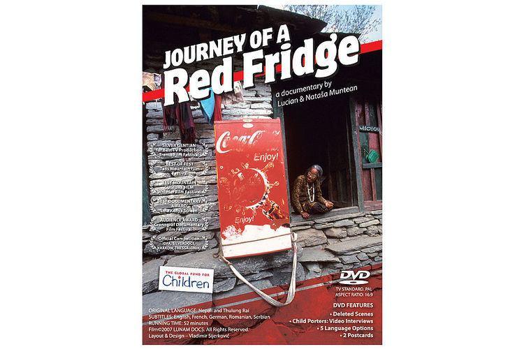 Journey of a Red Fridge Journey Of A Red Fridge