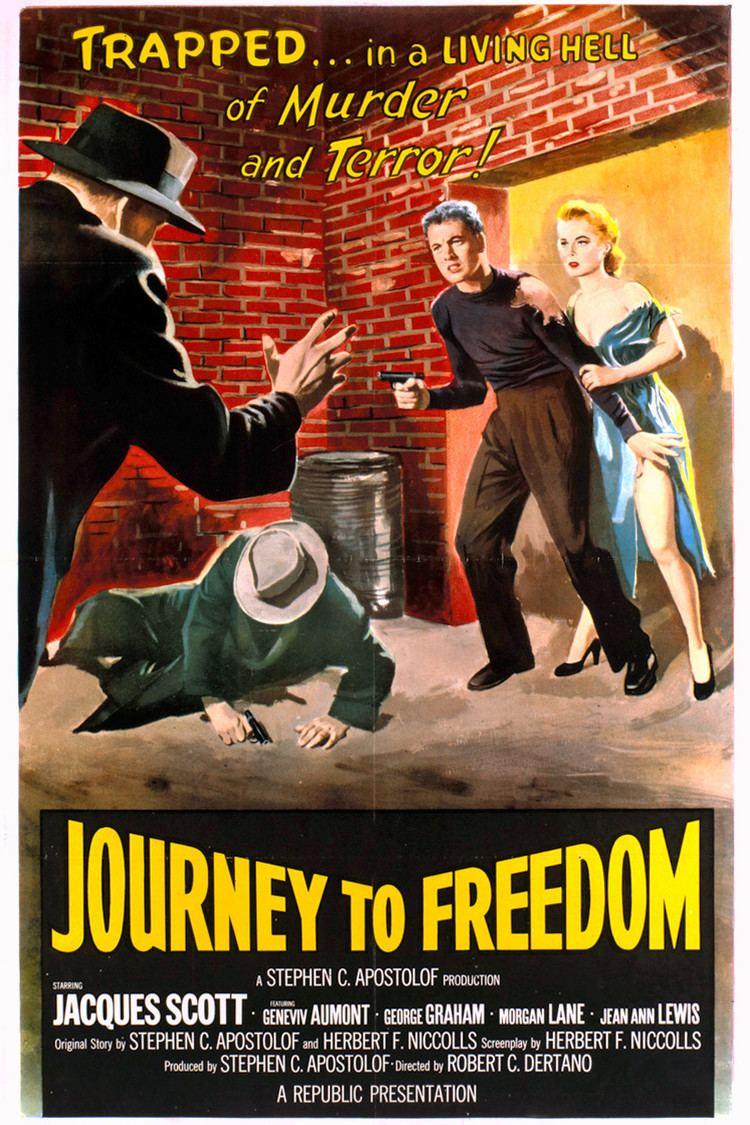 Journey to Freedom wwwgstaticcomtvthumbmovieposters8746771p874