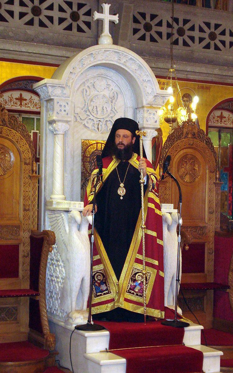 Archbishop Jovan VI of Ohrid