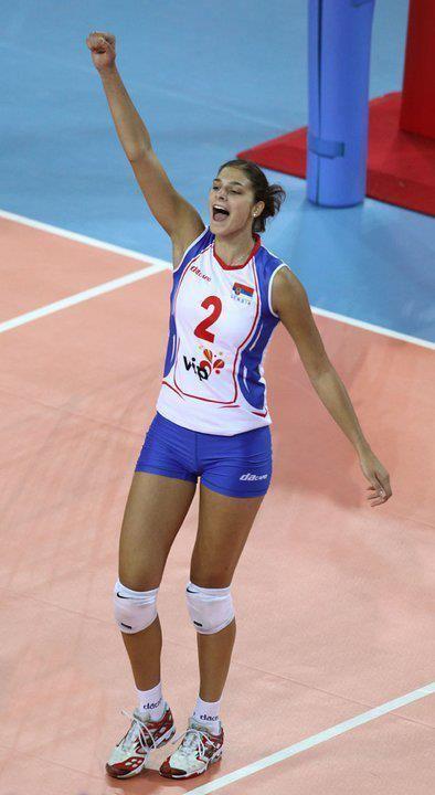 Jovana Brakocevic Serbia Volleyball News Jovana Brakocevic Injury