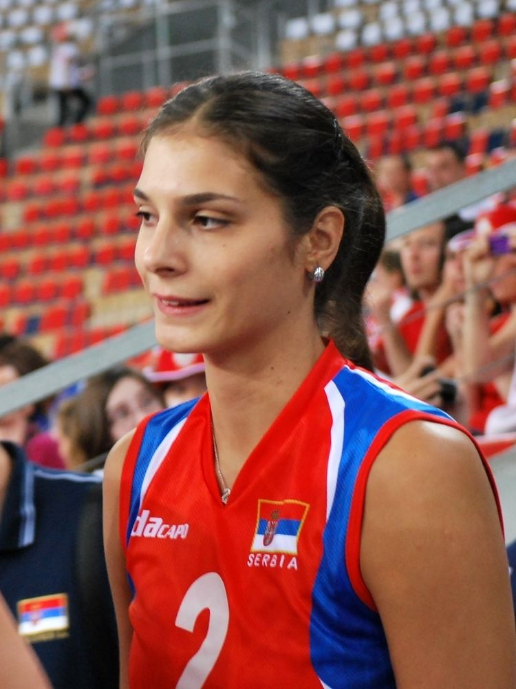 Jovana Brakocevic httpsuploadwikimediaorgwikipediacommonsdd