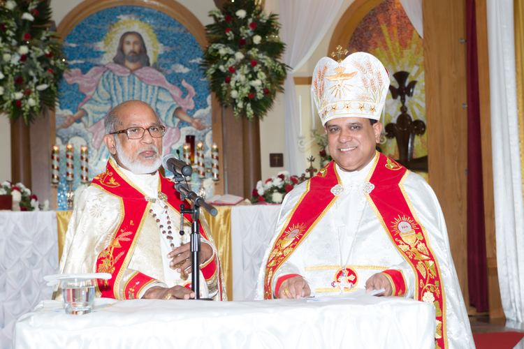 Joy Alappat Most Rev Mar Joy Alappat Consecrated as Auxiliary Bishop for St