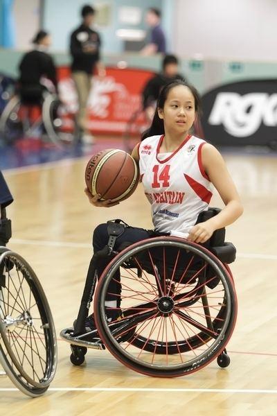 Joy Haizelden Joy Haizelden British Wheelchair Basketball