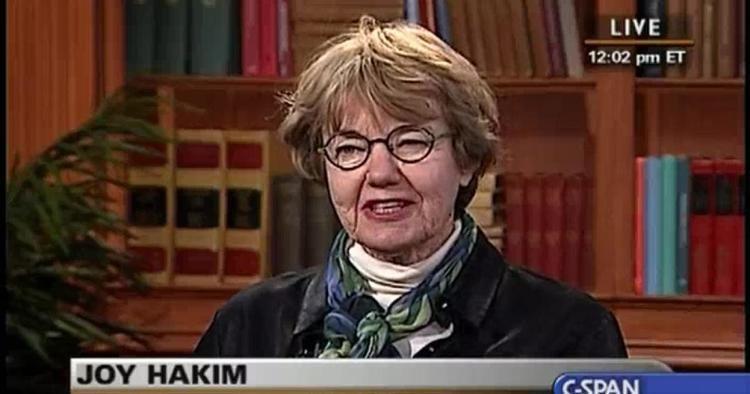 Joy Hakim Depth Joy Hakim Video CSPANorg