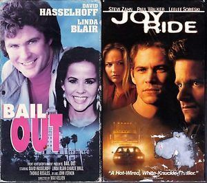 Joy Ride (2000 film) Bail Out VHSEP 2000 Joy Ride VHS 2002 2 Action