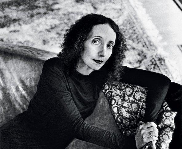 Joyce Carol Oates Pulp Friction An Interview With Joyce Carol Oates