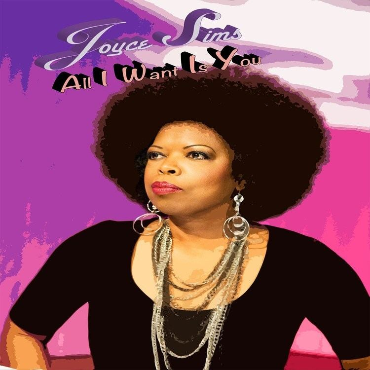 Joyce Sims JOYCE SIMS quotALL I WANT IS YOUquot promo video YouTube