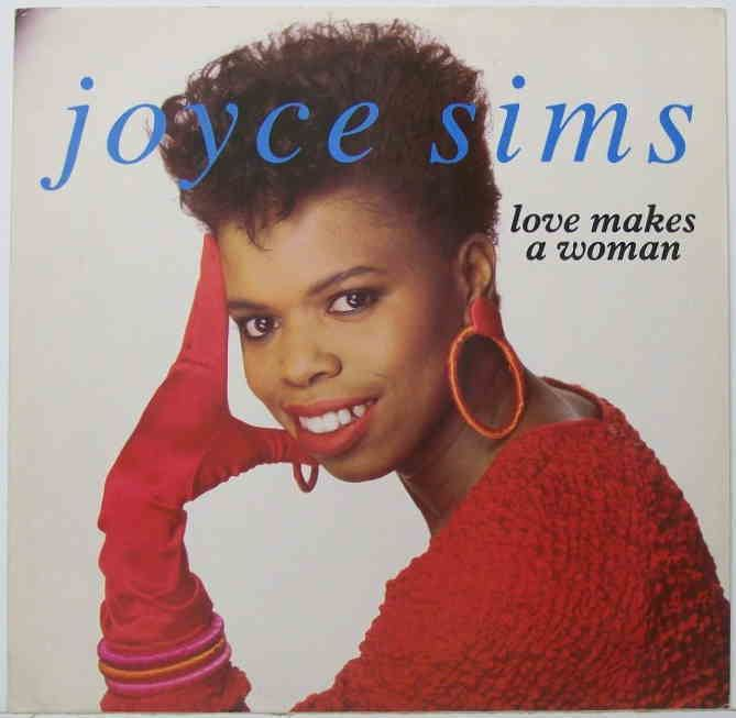 Joyce Sims Joyce Sims Records LPs Vinyl and CDs MusicStack
