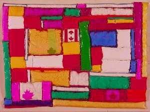 Joyce Wieland Joyce Wieland Canadian Artist Canadas Greatest Female Artist of