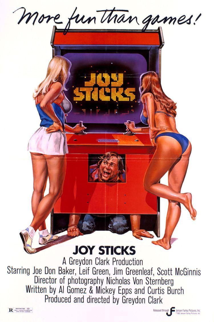Joysticks (film) wwwgstaticcomtvthumbmovieposters7386p7386p