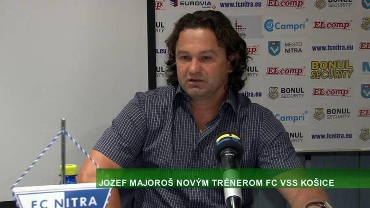 Jozef Majoroš Nitra Televzia Central PORT FUTBAL Jozef Majoro novm