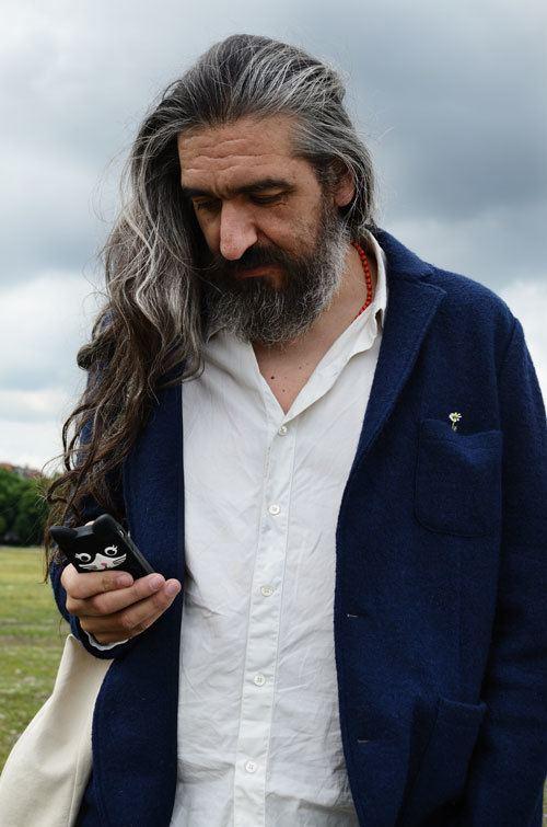 Jörg Koopmann 1000 images about Hennies Hair on Pinterest Men with long hair