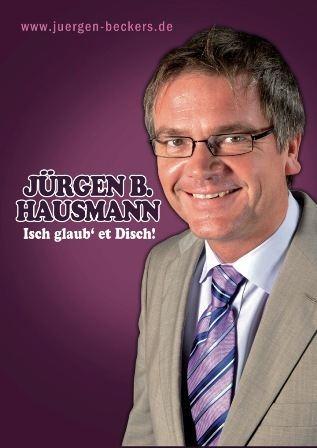 Jürgen Beckers Hausmann