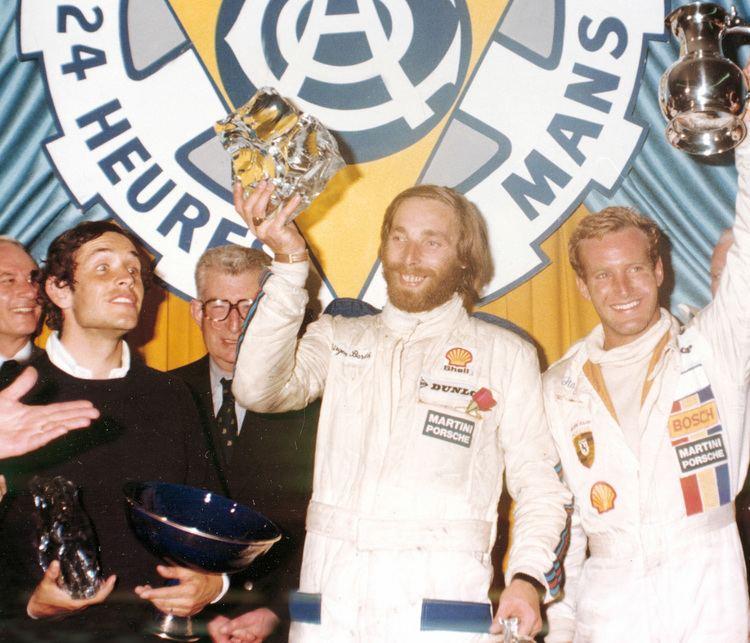 Jürgen Barth Jrgen Barth the Le Mans winner that almost never was