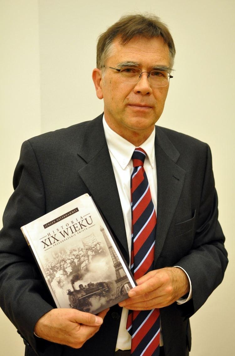 Jürgen Osterhammel Jurgen Osterhammel w Polsce Wydawnictwo Poznaskie