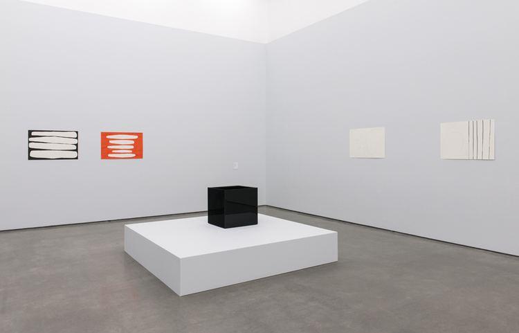 Jürgen Partenheimer Jrgen Partenheimer in der Contemporary Art Gallery Vancouver