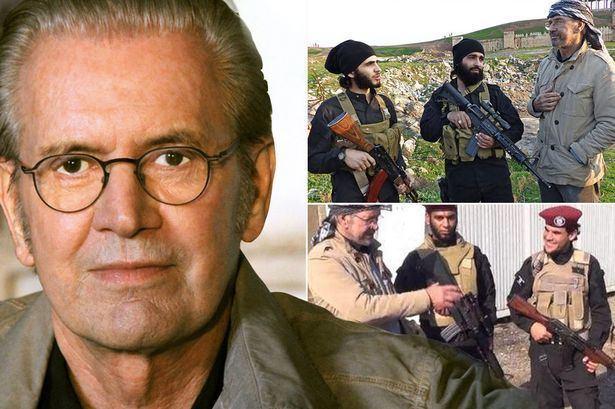 jrgen todenhfer german reporter islamic state mission is to kill hundreds of - Jurgen Todenhofer Lebenslauf