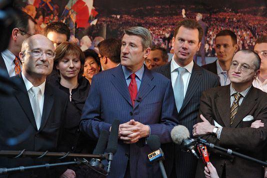Jérôme Rivière Un ancien dput UMP candidat du FN pour les lgislatives dans le Var