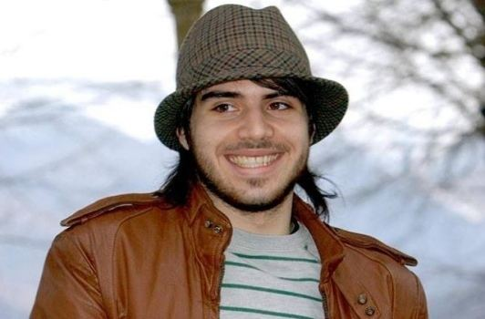 Jeremy Chatelain Helmet