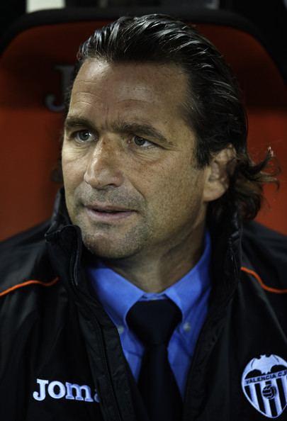 Juan Antonio Pizzi Juan Antonio Pizzi Pictures Valencia CF v Levante UD