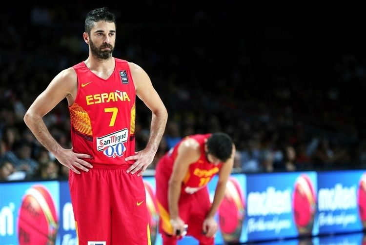 Juan Carlos Navarro (basketball) Juan Carlos Navarro realises the long road to Olympic glory