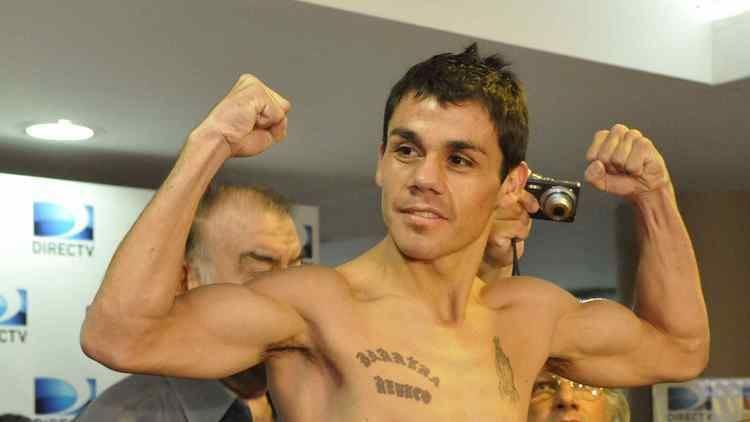 Juan Carlos Reveco Boxeo Cotn Reveco listo para el regreso a la actividad