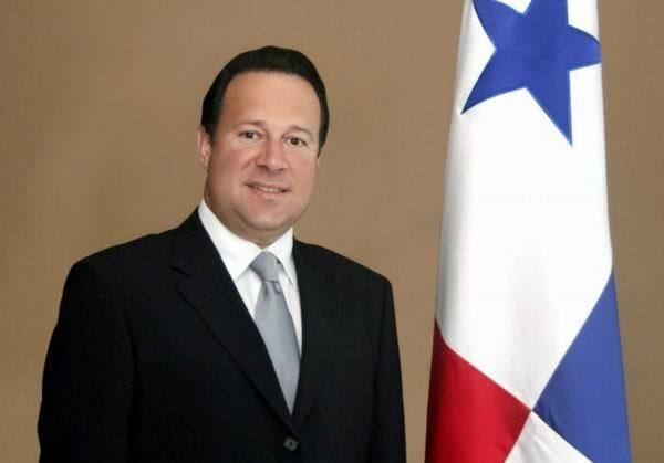 Juan Carlos Varela Panamanian President Juan Carlos Varela Arrives in Cuba