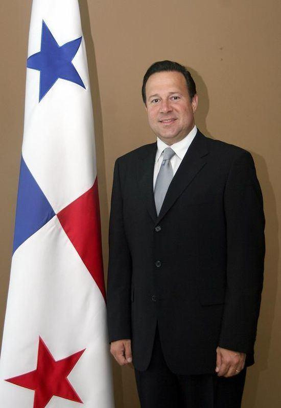 Juan Carlos Varela General Consulate of Panama in Marseille