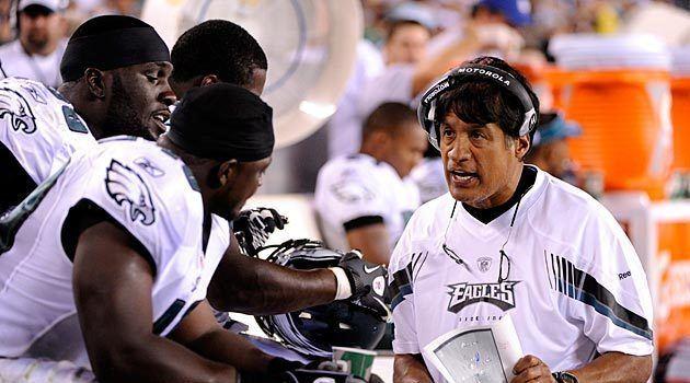 Juan Castillo (American football) Eagles fire defensive coordinator Juan Castillo