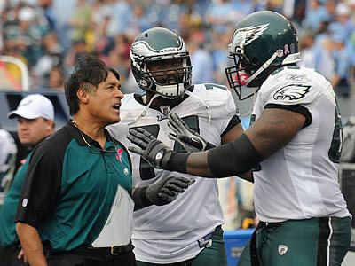 Juan Castillo (American football) Four Weeks Into the 2011 NFL Season and How Does Juan