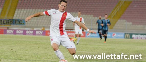 Juan Cruz Gill Juan CRUZ GILL Valletta FC