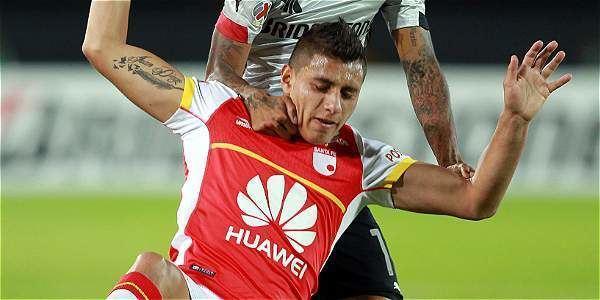 Juan Daniel Roa Es un paso grande para Santa Fe39 Juan Daniel Roa Ftbol