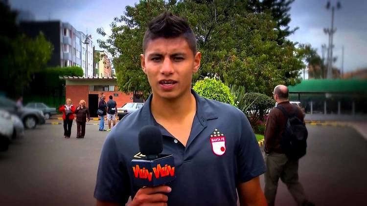 Juan Daniel Roa Juan Daniel Roa saluda a los hinchas de Santa Fe Win Sports YouTube